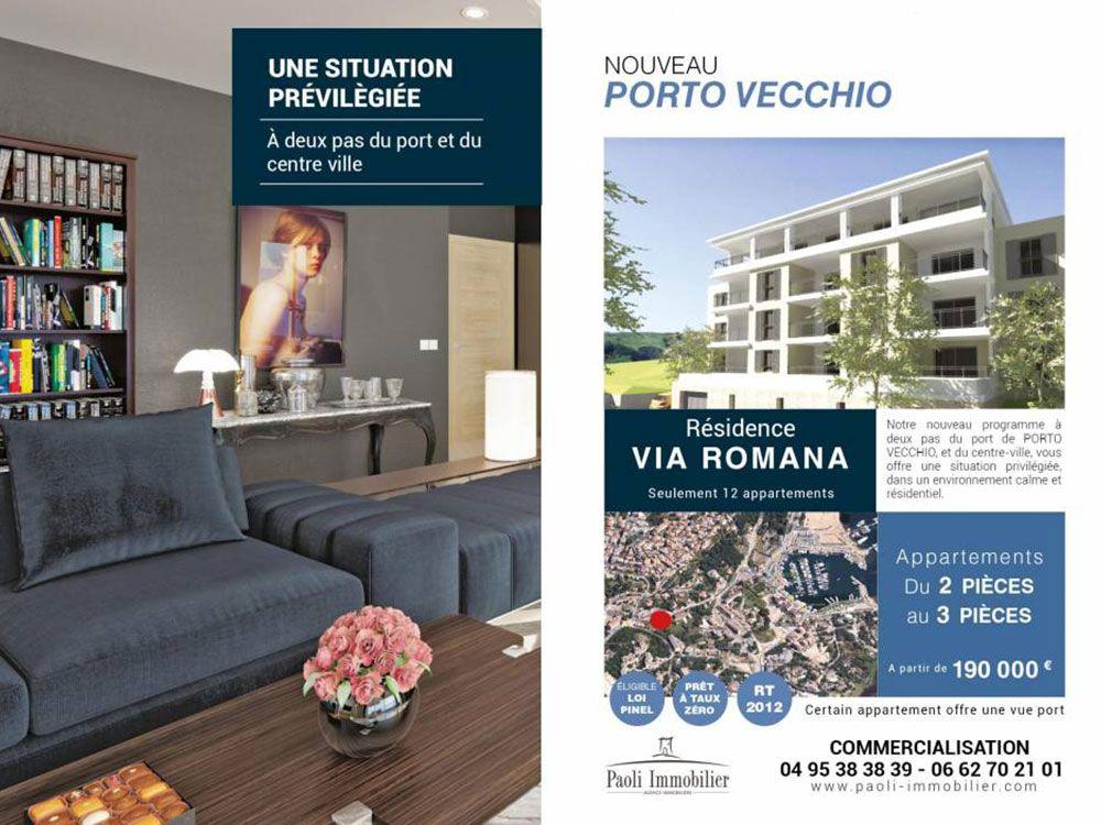 PORTO VECCHIO | paoli immobilier