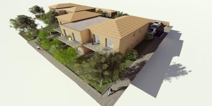 CERVIONE, 20221, 2 Chambres Chambres, ,1 Salle de bainsSalle de bain,T3,MONTECRISTO,1175