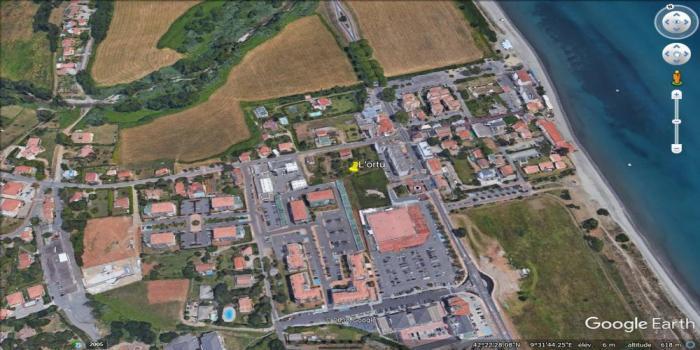MORIANI PLAGE, 20230, 1 Chambre Chambres, ,1 Salle de bainsSalle de bain,T2,L ORTU,1035