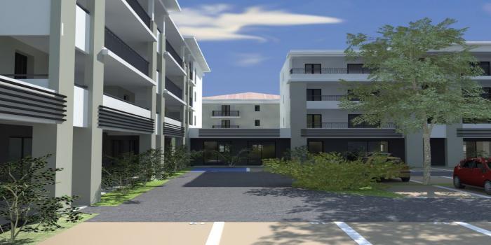 FOLELLI, 20213, 2 Chambres Chambres, ,1 Salle de bainsSalle de bain,T3,LE FORUM,1089